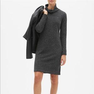 NWOT Banana Republic Mock Neck Sweater Dress
